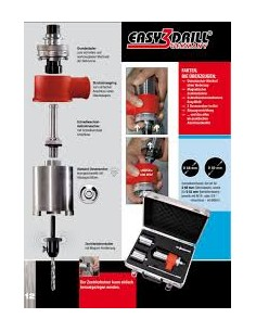 Easy3Drill set 3 sistem...